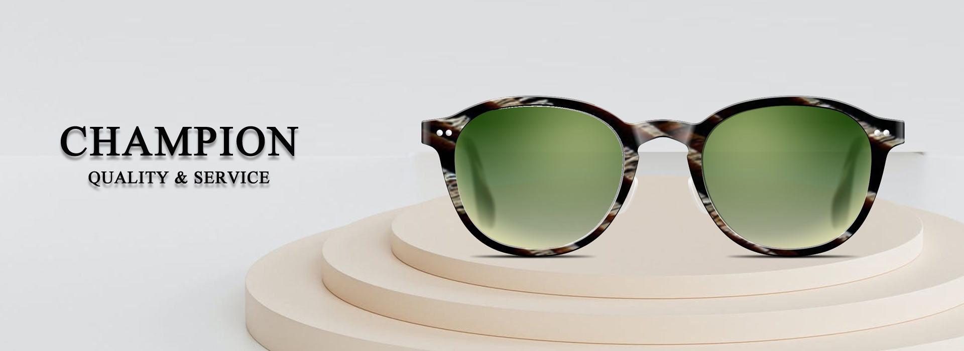 Bestsea glasses supplier champion service and quality